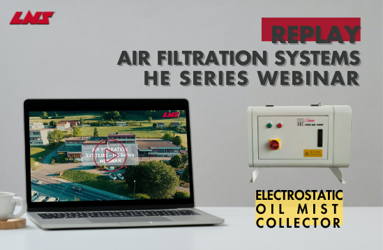 INDIA WEBINAR: Air Filtration Systems – HE Series